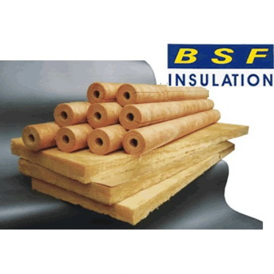 Bay Corporation Co., Ltd. - BSF Glass Insulation (Glass Wool)